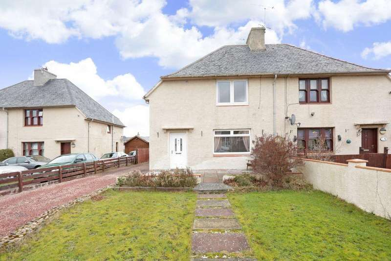 3 Bedrooms Semi Detached House for sale in 8 Meadowbank, Ormiston, EH35 5LQ