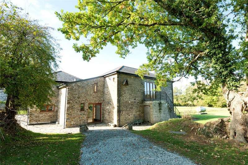 4 Bedrooms Unique Property for sale in Underwood Farm, Near Launceston, East Cornwall, PL15