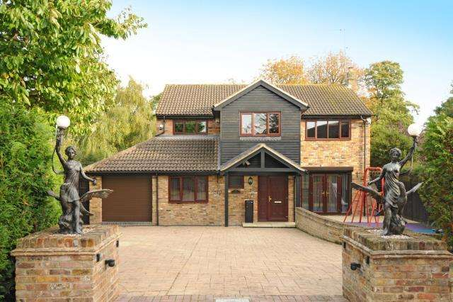 4 Bedrooms Detached House for sale in Hengest Gate, Harwell, Oxfordshire., OX11