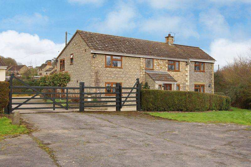 4 Bedrooms Detached House for sale in Bradley Green, Wotton-Under-Edge, GL12 7PW