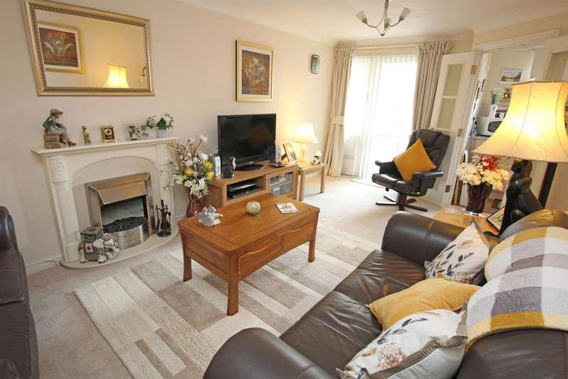 2 Bedrooms Retirement Property for sale in Danestrete, Stevenage, SG1 1YJ