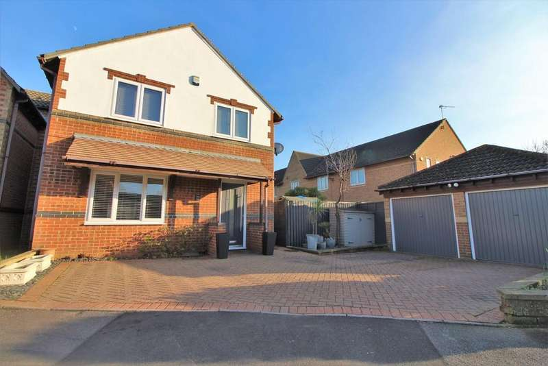 4 Bedrooms Detached House for sale in Blakesley Lane, Anchorage Park
