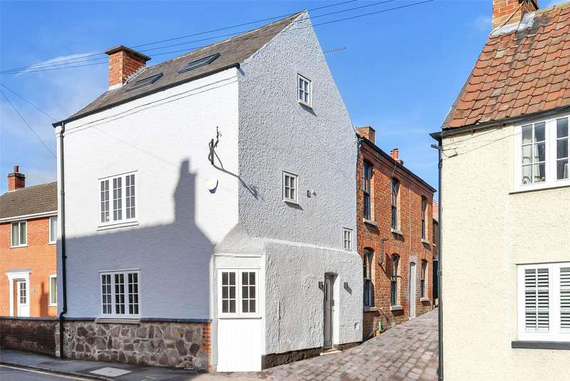 3 Bedrooms End Of Terrace House for sale in Far Street, Wymeswold, Leicestershire