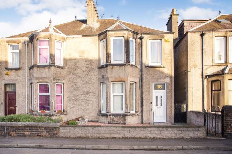 3 Bedrooms Semi Detached House for sale in Waggon Road, Leven, KY8