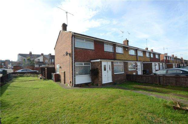 3 Bedrooms End Of Terrace House for sale in Westbrook Road, Reading, Berkshire