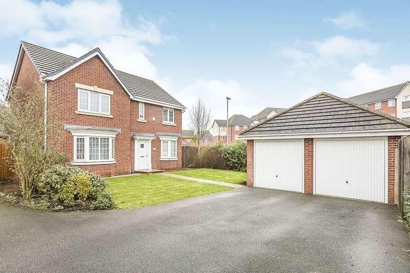 4 Bedrooms Detached House for sale in Holland House Way, Buckshaw Village, Chorley, PR7