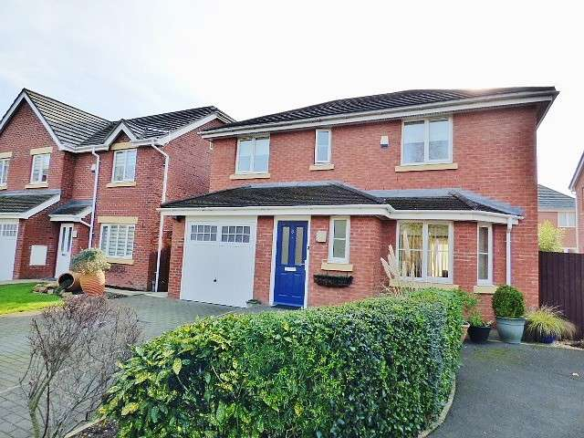 4 Bedrooms Detached House for sale in Charleston Grove, Great Sankey, Warrington