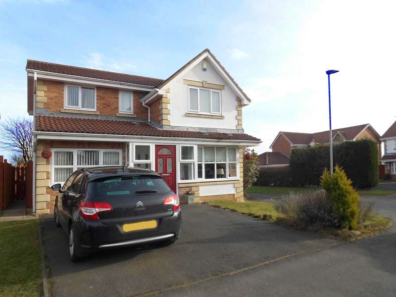 5 Bedrooms House for sale in Chiltern Close, Ashington