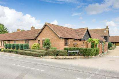 3 Bedrooms Bungalow for sale in Keeley Farm Court, Wootton, Bedford, Bedfordshire