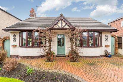 3 Bedrooms Bungalow for sale in Common Road, Newton-le-Willows, Merseyside