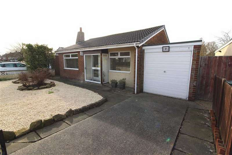 2 Bedrooms Detached Bungalow for sale in Ennerdale, Birtley