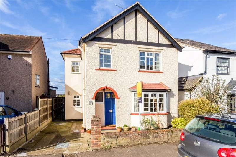 3 Bedrooms Detached House for sale in James Street, Epping, Essex, CM16