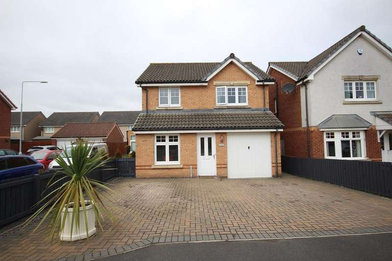 3 Bedrooms Detached House for sale in Oliphant Way, Kirkcaldy, Fife, KY2