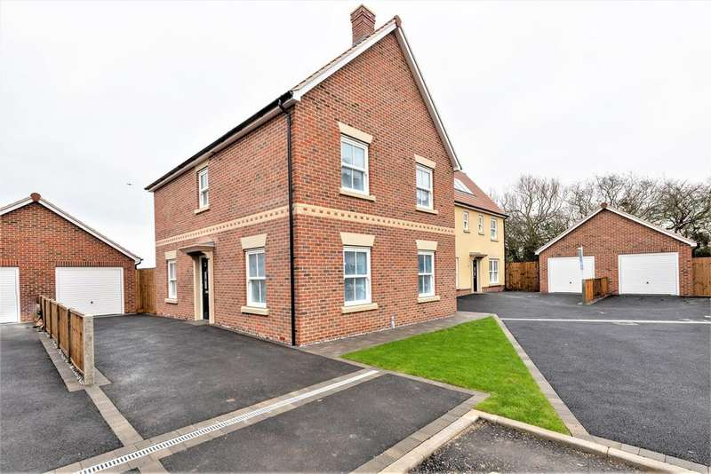 4 Bedrooms Detached House for sale in The Chamberlain, Plot 3 Kirby Grange