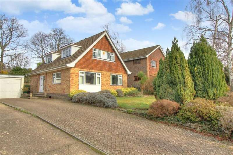 4 Bedrooms Detached House for sale in Hocombe Wood Road, Parish Of Ampfield, Chandlers Ford, Hampshire