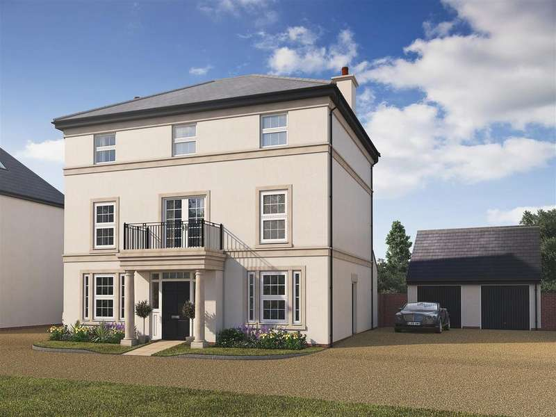 5 Bedrooms Detached House for sale in The Knightley, Heyford Park