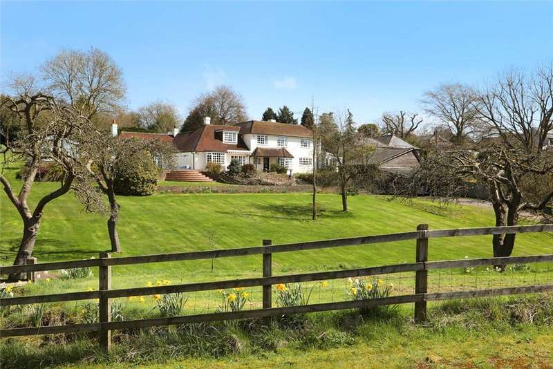 5 Bedrooms Detached House for sale in Radnage Common Road, Radnage, Buckinghamshire, HP14