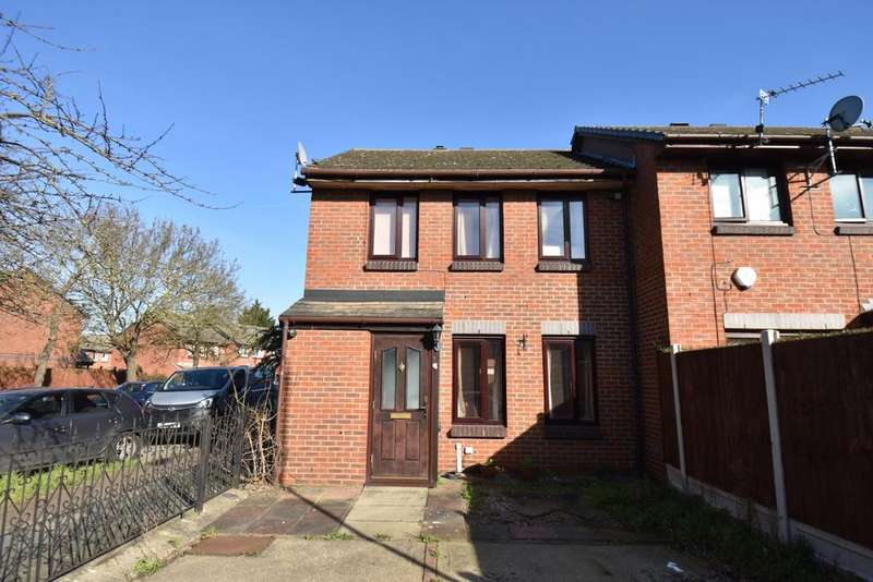 3 Bedrooms End Of Terrace House for sale in Carronade Place London SE28