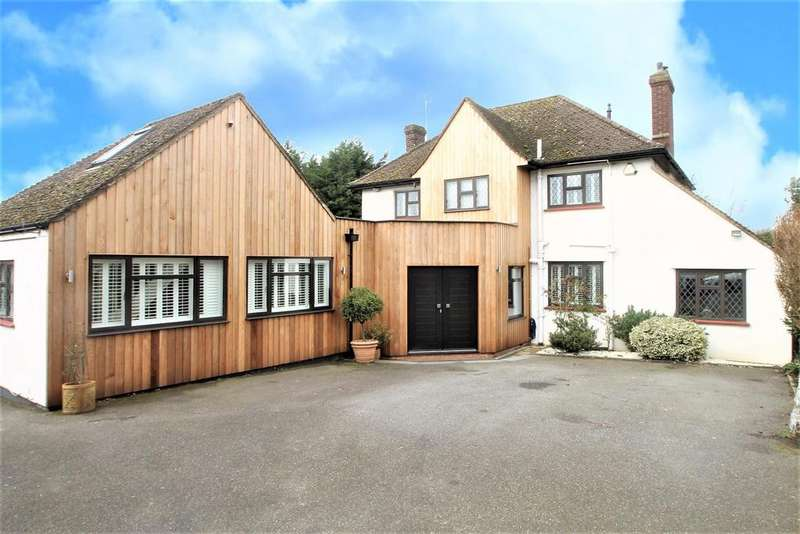 5 Bedrooms Detached House for sale in Rectory Lane, Barming, Maidstone