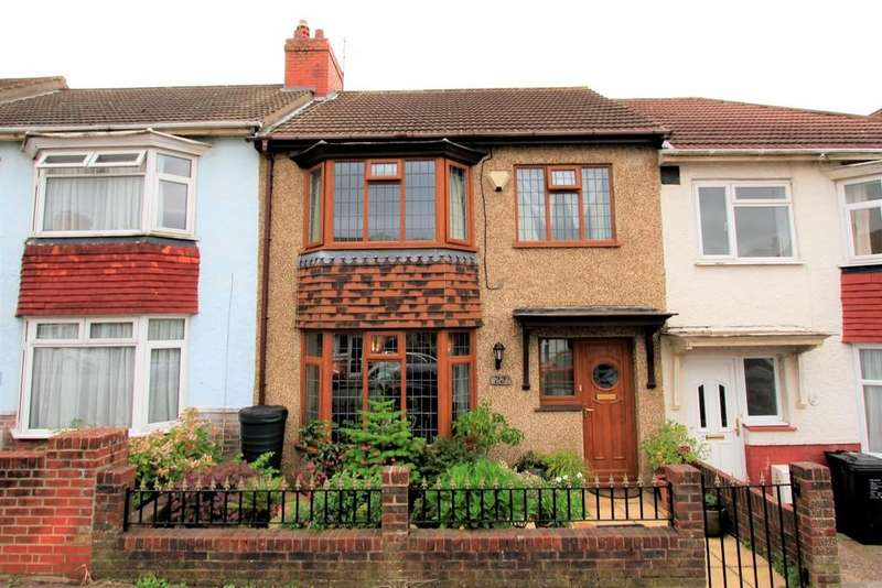 3 Bedrooms Terraced House for sale in Eastbourne Road, Brighton