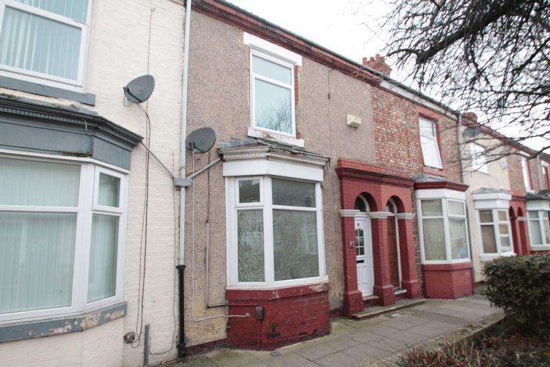 3 Bedrooms Terraced House for sale in Heslop Street, Thornaby