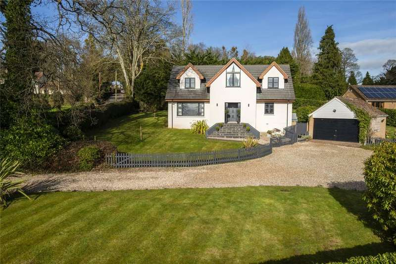 5 Bedrooms Detached House for sale in West Monkton, Taunton, Somerset, TA2