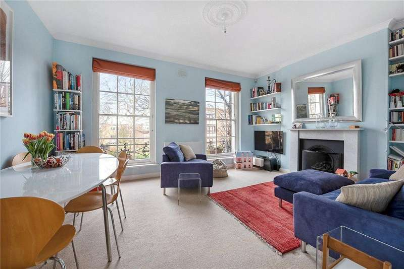 3 Bedrooms Terraced House for sale in Ellington Street, London, N7