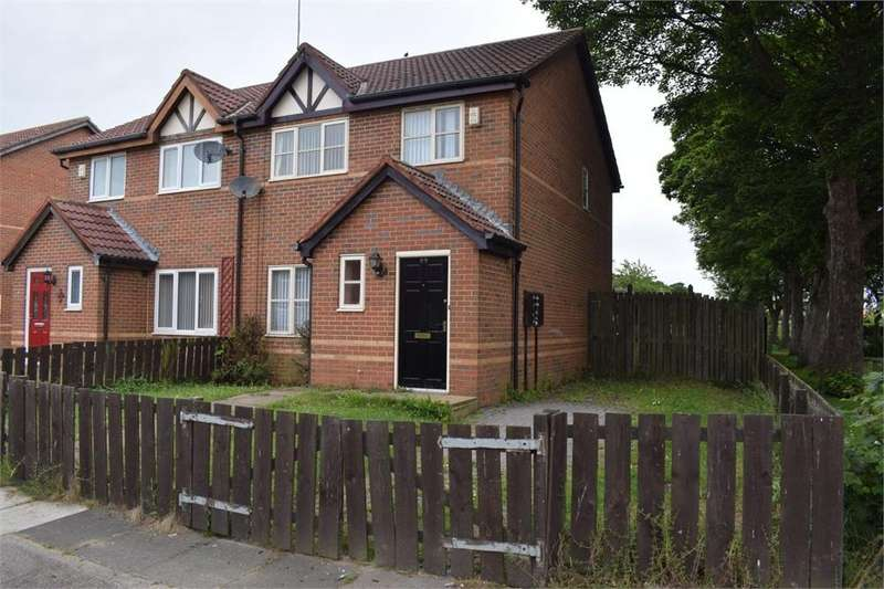 3 Bedrooms Semi Detached House for sale in Whittingham Road, Newcastle upon Tyne, Tyne and Wear