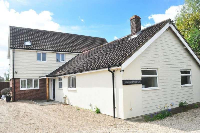 6 Bedrooms Detached House for sale in Henley, Ipswich, Suffolk