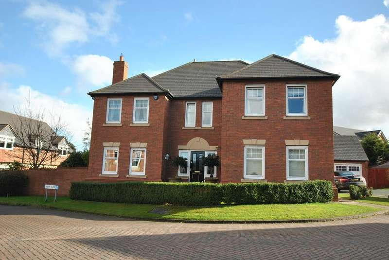5 Bedrooms Detached House for sale in Dalefield Drive, Admaston, Telford, Shropshire, TF5 0DP