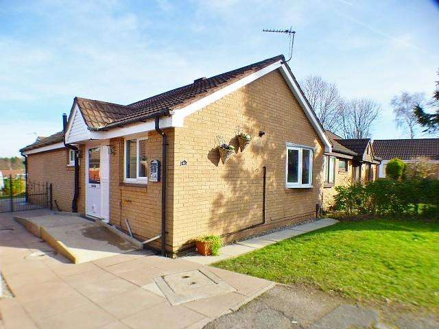 2 Bedrooms Bungalow for sale in Moorland Drive, Abbots Lodge, Runcorn