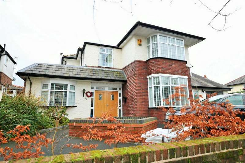 5 Bedrooms Detached House for sale in Kings Drive, Fulwood, Preston, Lancashire