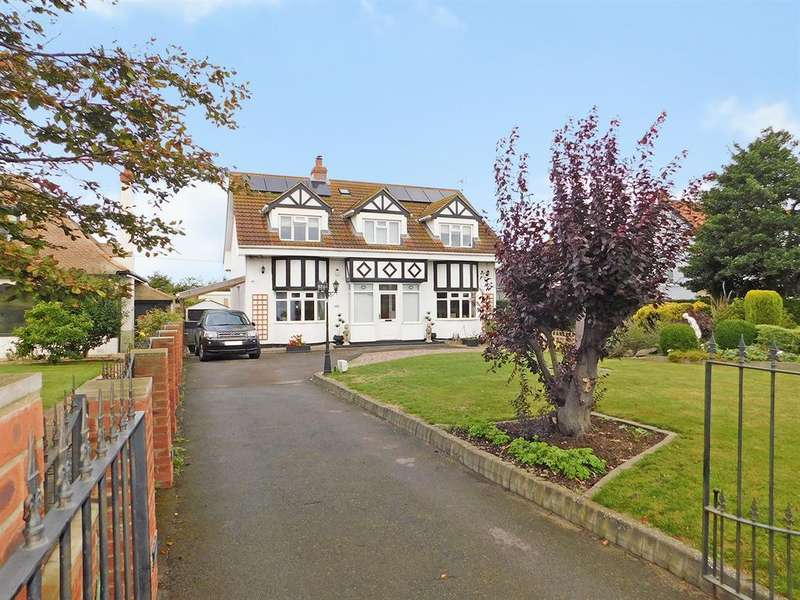 5 Bedrooms Detached House for sale in Drummond Road, Skegness, Lincs, PE25 3AT