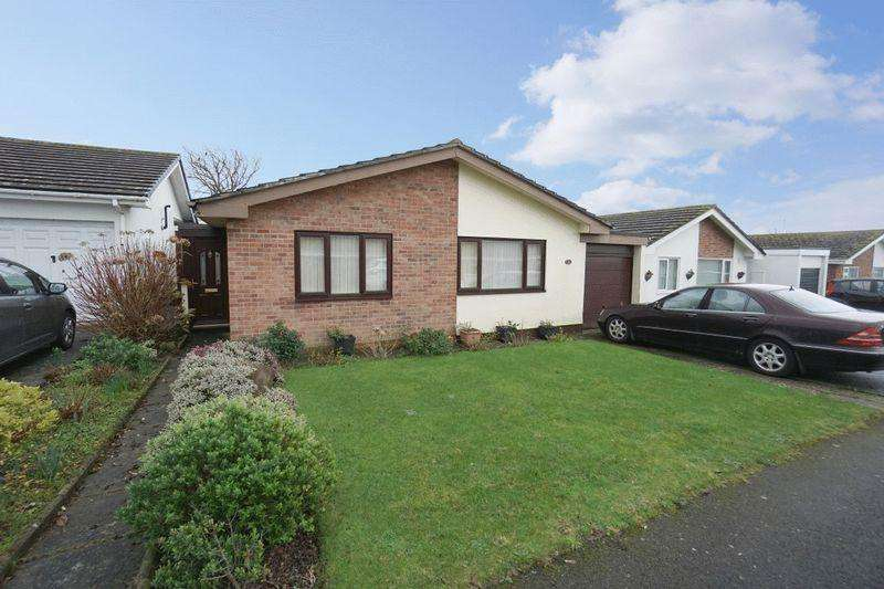 2 Bedrooms Detached Bungalow for sale in Cherrill Gardens, Bude
