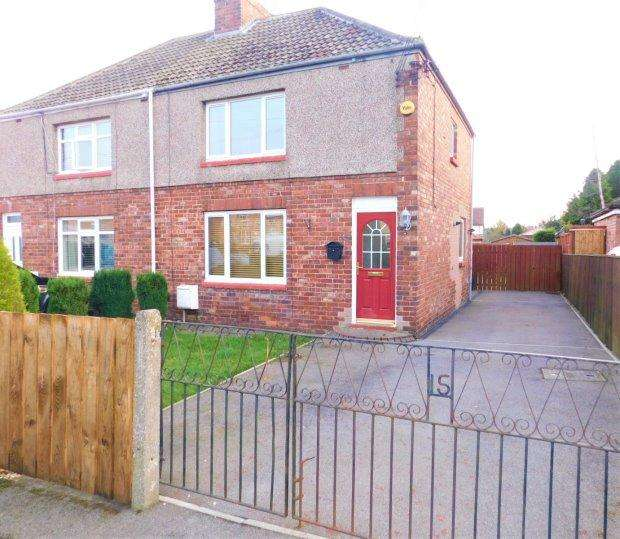 3 Bedrooms Semi Detached House for sale in BERRY AVENUE, TRIMDON GRANGE, SEDGEFIELD DISTRICT