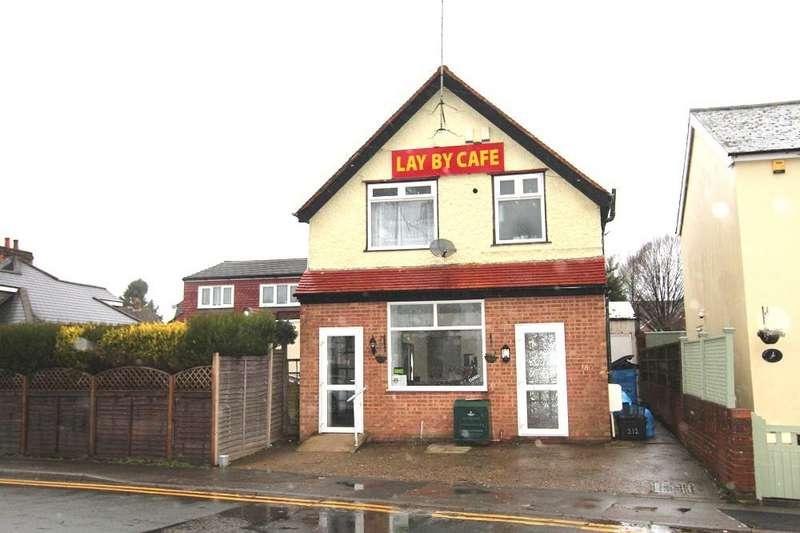 3 Bedrooms Detached House for sale in 380, Wokingham