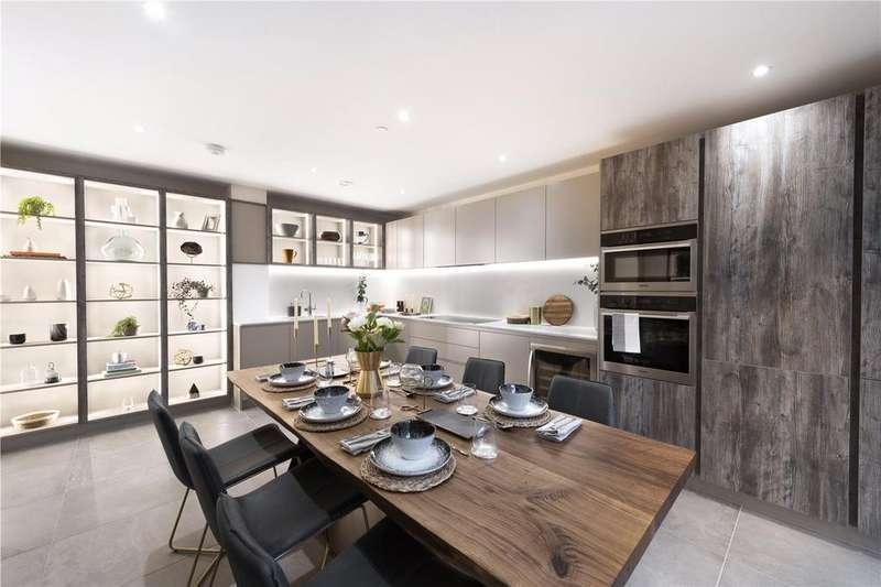 3 Bedrooms Flat for sale in Wharf Road, 37-47 Wharf Road, London, N1