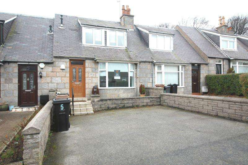 3 Bedrooms Terraced House for sale in Mosman Place, Aberdeen, AB24