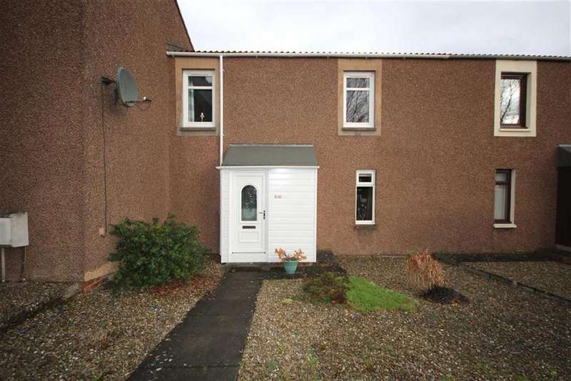 2 Bedrooms Terraced House for sale in 49, Westland Park, Auchtermuchty, Fife, KY14