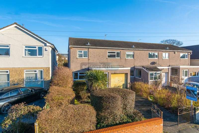 3 Bedrooms End Of Terrace House for sale in The Causeway, Coalpit Heath, Bristol, BS36