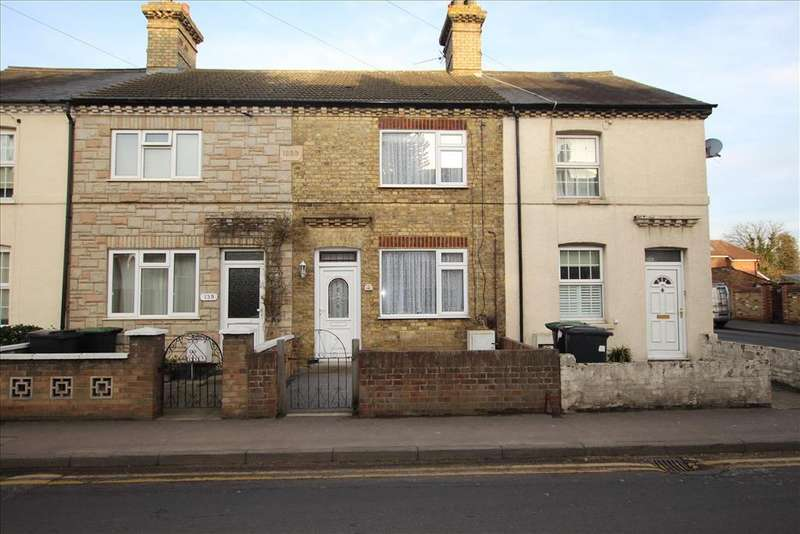 2 Bedrooms Terraced House for sale in Hitchin Street, Biggleswade, SG18