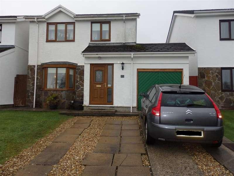 3 Bedrooms Detached House for sale in Hendre Park, Llangennech, Llanelli