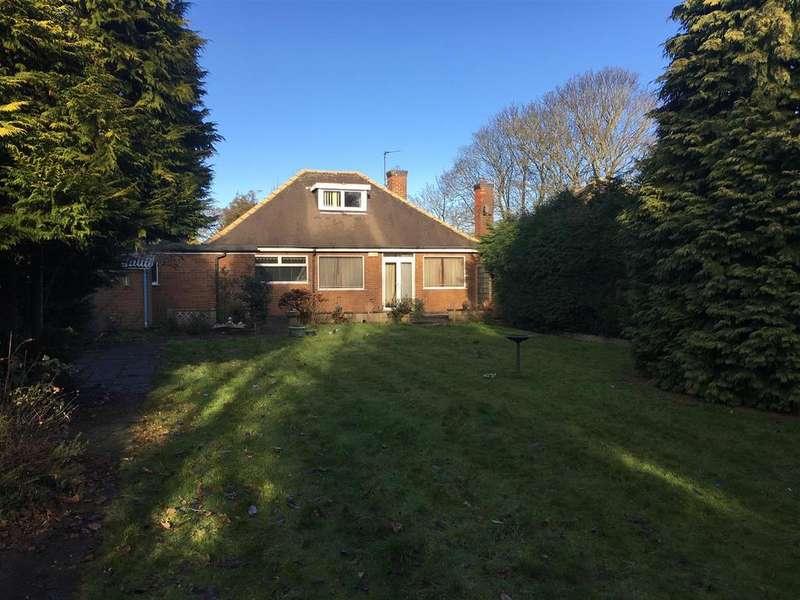 2 Bedrooms Detached Bungalow for sale in Saltshouse Road, Hull