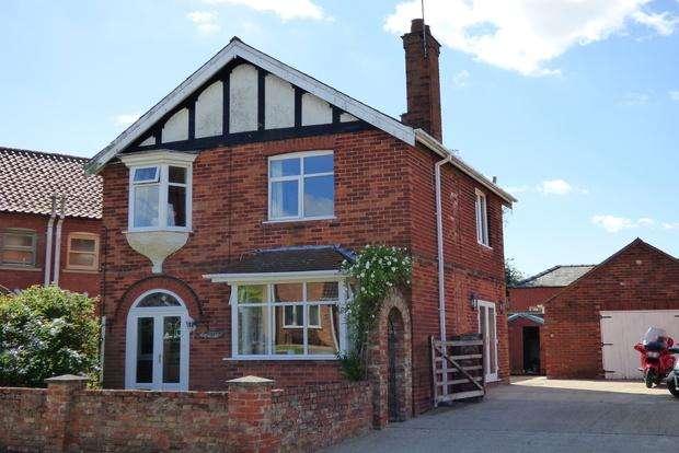 3 Bedrooms Detached House for sale in Brewster Lane, Wainfleet, Skegness, PE24