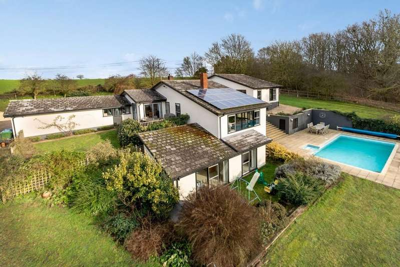 5 Bedrooms Detached House for sale in Tuddenham Lane, Witnesham