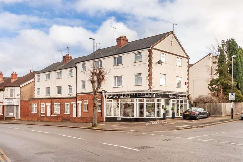 2 Bedrooms Block Of Apartments Flat for sale in Albany Road, Earlsdon, Coventry