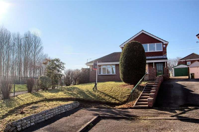 3 Bedrooms Detached House for sale in Sheraton Park, Stockton-on-Tees