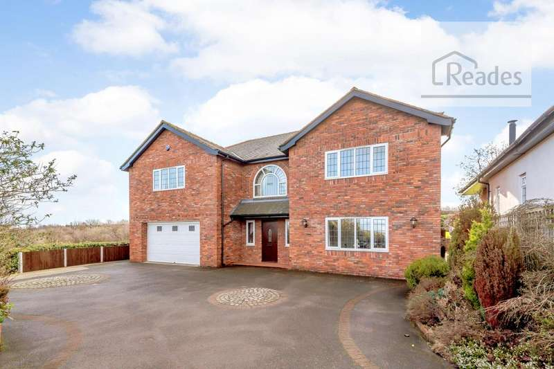 4 Bedrooms Detached House for sale in Church Lane, Ewloe CH5 3