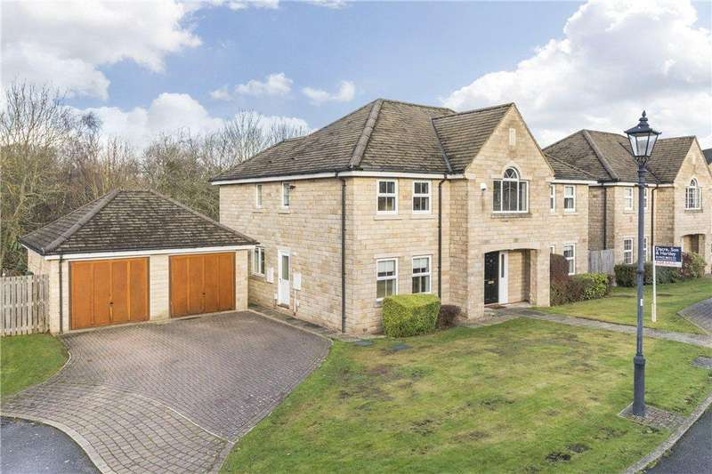 5 Bedrooms Detached House for sale in Conisborough Close, Burley In Wharfedale, Ilkley, West Yorkshire