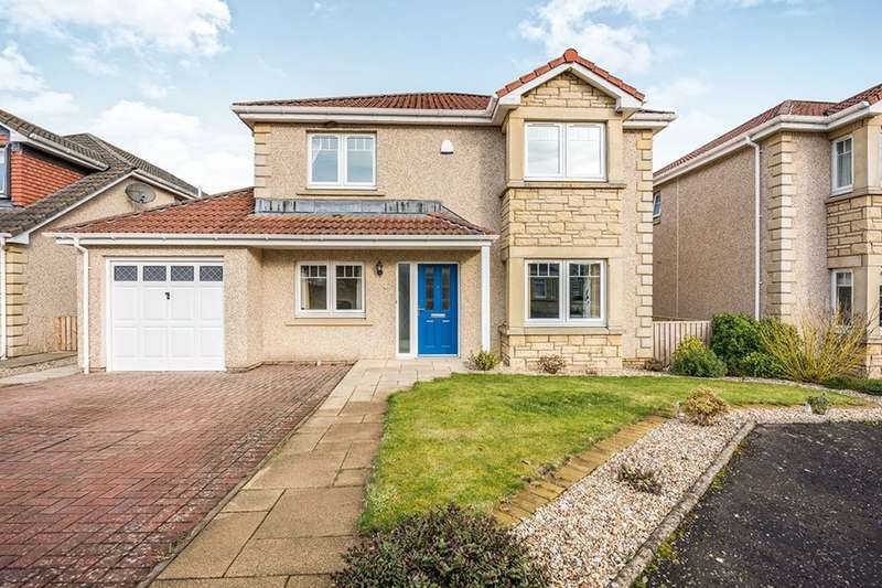 5 Bedrooms Detached House for sale in Walter Lumsden Court, Freuchie, Cupar, KY15